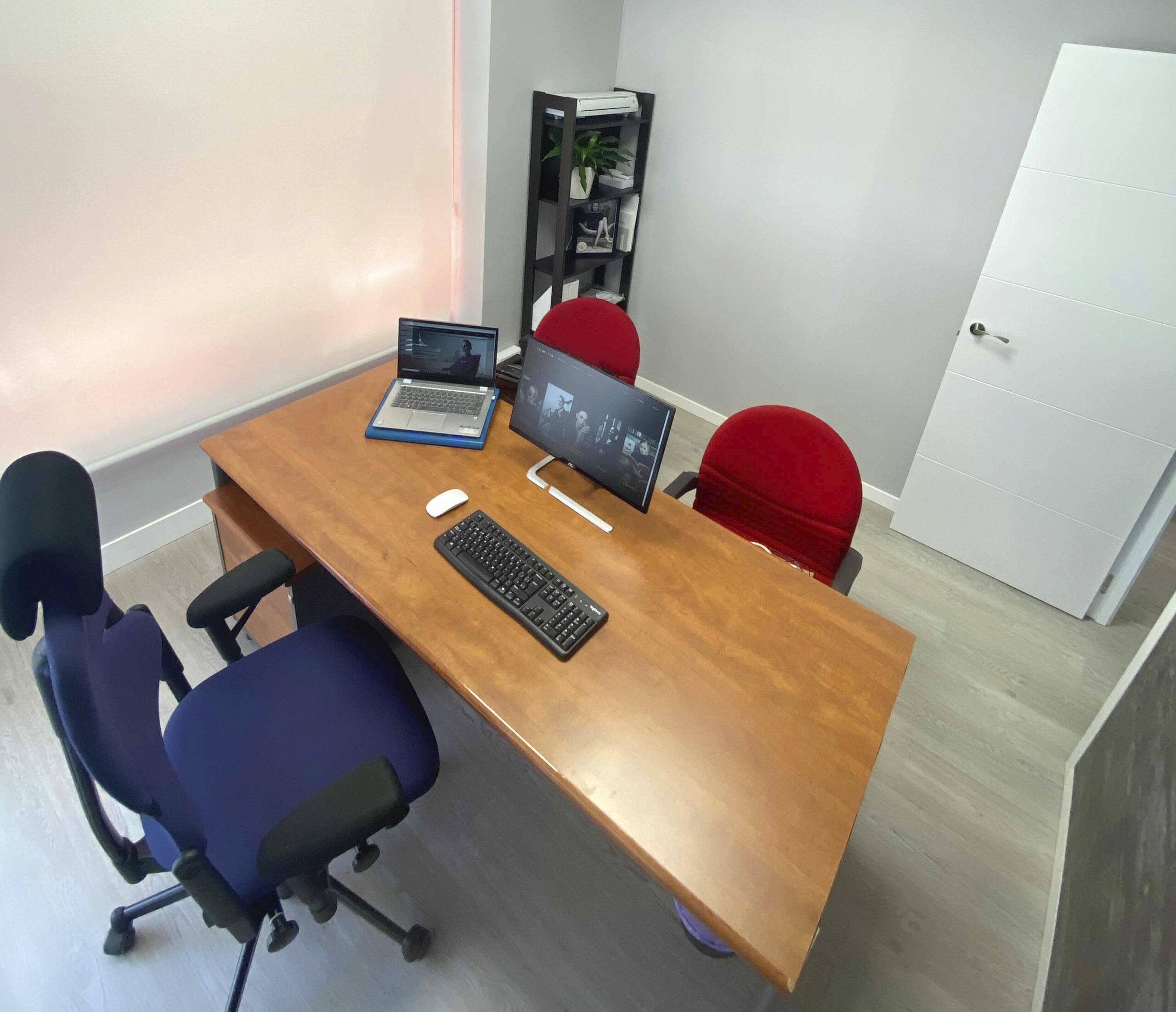 Alquiler de despachos para abogados en Madrid